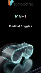 Image of Lampadina Medical Goggles